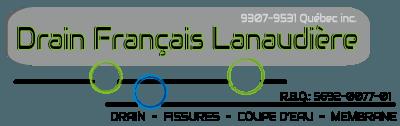 Drain Français Lanaudière logo